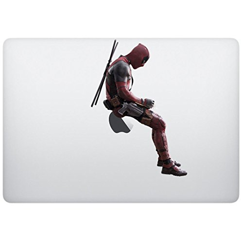 The Amazing Spider Man All Costumes Pc (Sticker decal with comedy superhero design, Computer Sticker, Laptop Sticker, Macbook Sticker, Ipad Sticker, Computer Decal, Laptop Decal, Ipad Decal. Cool Accessories for Laptop, Computer, Macbook.)