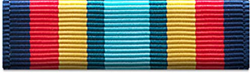 Slide-on Ribbon with Mounting bar: NAVY SEA SERVICE DEPLOYMENT