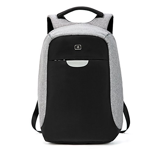 Ultifunction Men Laptop Waterproof Travel Fashion Backpack with external USB Cha