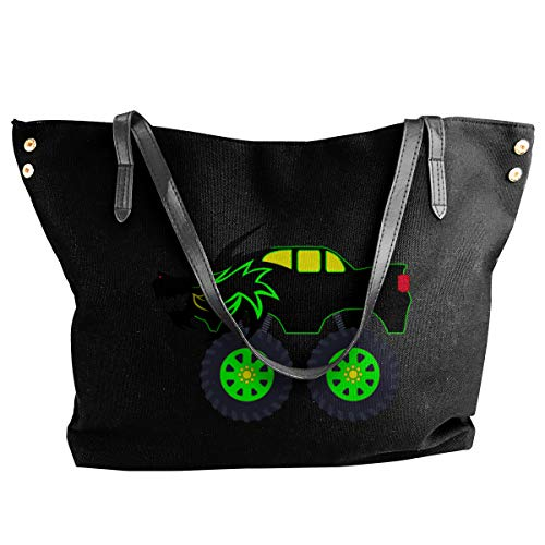 Dragon Monster Truck Tote...