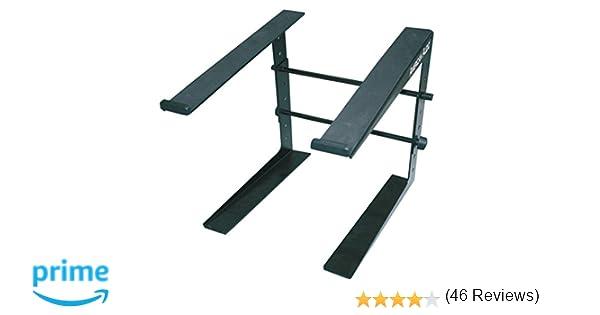 American Audio TTS Table Tob - Soporte para ordenador portátil, negro: Amazon.es: Informática
