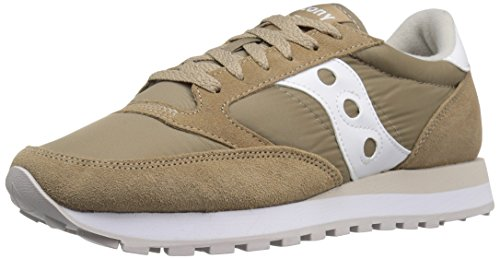 Saucony Herren Jazz Original S2044-382 Turnschuhe Tan/White
