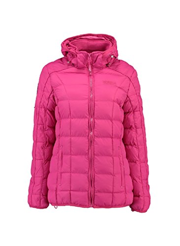 Barbouille Parka Norway Fuschia Femme Geographical tOSq5wzx