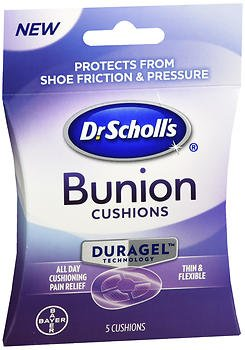 Dr. Scholl's Bunion Cushions - 5 Each, Pack of 4