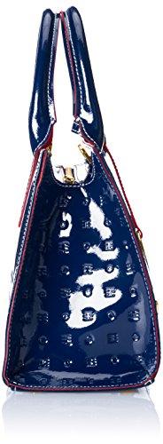 Arcadia 5874, Borsa a mano Donna, Oceano, 27 cm