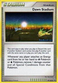 Pokemon - Dawn Stadium (79) - Majestic Dawn (Majestic Dawn Pokemon)