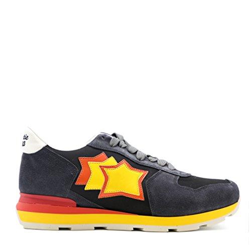 Atlantic Stars Sneakers Antares Uomo Nero TG 44