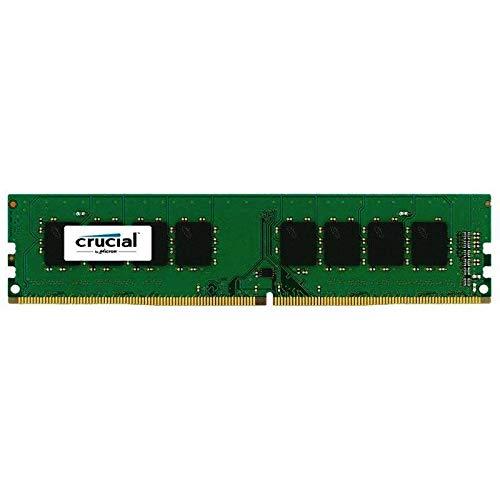 MEMORIA 16GB DDR4 2400 CRUCIAL