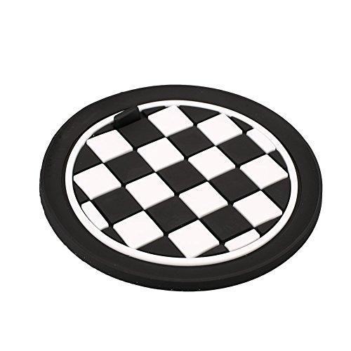 - Sedeta Car Vehicle Water Cup Bottle Holder Anti-slip Pad Mats for BMW Mini Cooper Anti-slip Mat for BMW Mini Cooper Adhe