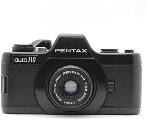 Pentax Auto 110 + Asahi Optical 24mm F2.8 Camara réflex analógica ...