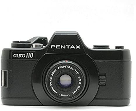 Pentax Auto 110 + Asahi Optical 24mm F2.8 Camara réflex ...