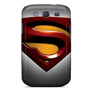 Brand New S3 Defender Case For Galaxy (superman)