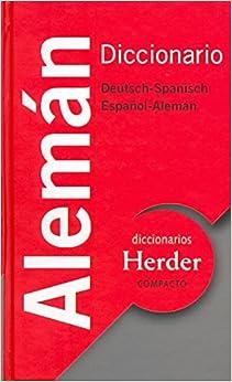 Diccionario Compacto Alemán: Deutsch-spanisch / Español-alemán por Günther Haensch epub