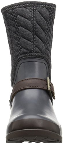 Sperry Top-sider Donna Walker Fog Rope Rain Boot Grigio