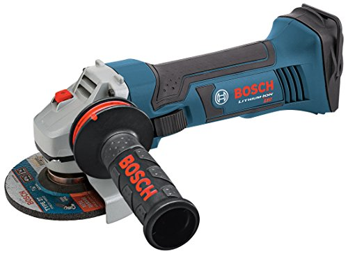 Bosch GWS18V-45  18V Angle Grinder, 4-1/2'' by Bosch
