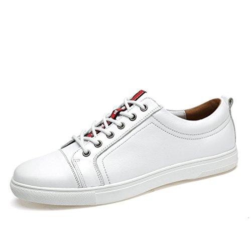 LHEU 5 White Minitoo Sneaker EU 39 Uomo LH1003 Bianco 7qgwUfdZ