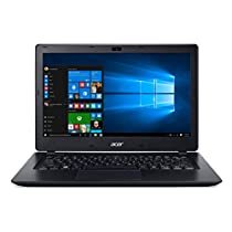 "Acer Aspire V 13 - Portatil de 13"" Full HD (Intel Core i5-6200U, RAM de 8 GB, disco SSD de 256 GB, Intel HD Graphics 520, Windows 10 Home) negro - teclado QWERTY Español"