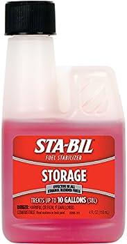 STA-BIL (22205) 4 fl oz Storage Fuel Stabilizer