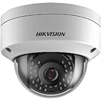 Hikvision 4MP IP Camera DS-2CD3145F-IS 4mm Lens Network POE Smart Alarm Day/Night IR 30m IP66 Waterproof H265 IP Dome Camera ONVIF International Version