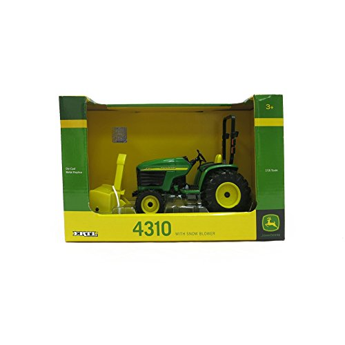 Where to buy Ertl John Deere 4310 Tractor with Snowthrower (1:16 Scale)