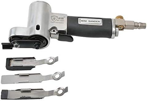 Meilleur Choix Outillage à main et électroportatif Pneumatique Machine à polir, machine Oscillant Reciprocating, à main Machine à sable pneumatique Poignée ergonomique  zvSKR