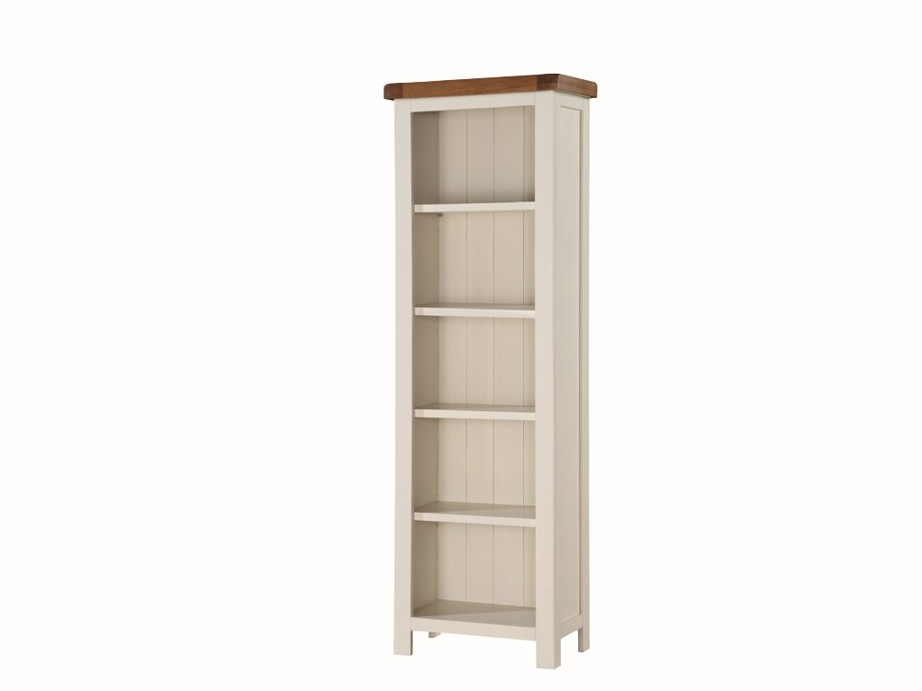 drawer tall narrow oak bookcase with bookcases