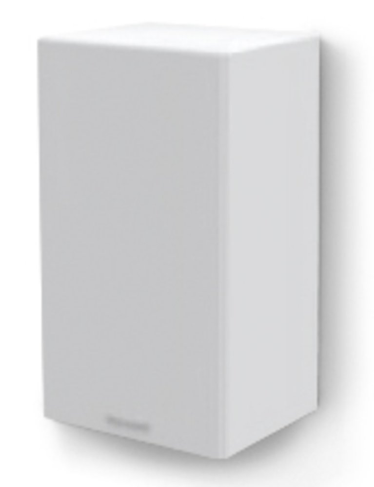 Pensile mobile 1 anta bianco ripiano regolabile arredamento cucina casa 0415101 Valentini