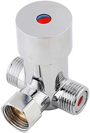 YYRL Hot Koud Water Valve G12 Warm Koud Water Mengkraan Thermostatische Mixer Temperatuurregeling voor Automatische Kraan