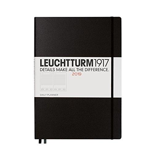 Amazon.com: LEUCHTTURM1917 Agenda diaria 2019 Hardcover ...