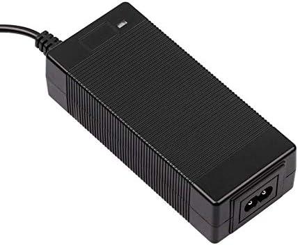 TANGSPOWER Chargeur de Batterie 42V Sortie 42V 2A Entrée 100-240 VCA pour Chargeur de vélo électrique de Batterie Li-ION 10Series