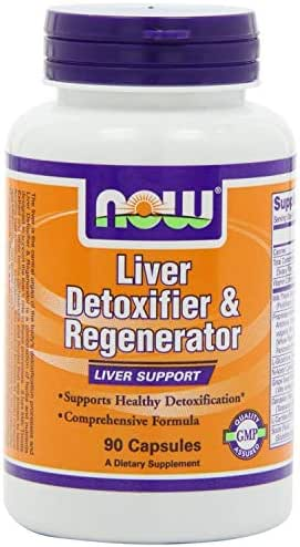 NOW Foods Liver Detoxifier and Regenerator, 360 Capsules Pack (4vtyt9) Now-ge