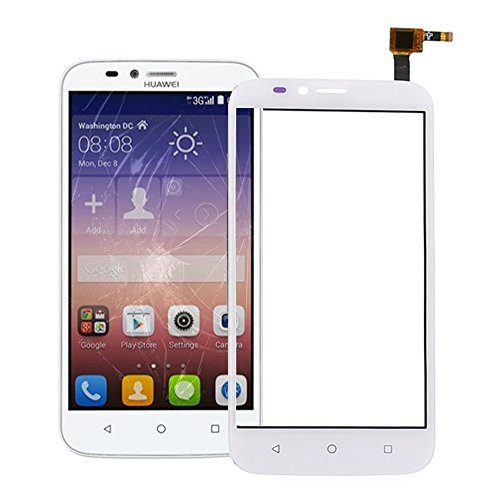 iPartsBuy Touch Screen Replacement for Huawei Ascend Y625(White)