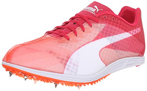 Distancia Fluorescent Spike Red Couleur Puma Zapato V6 Rose Evospeed Peach wEnnx