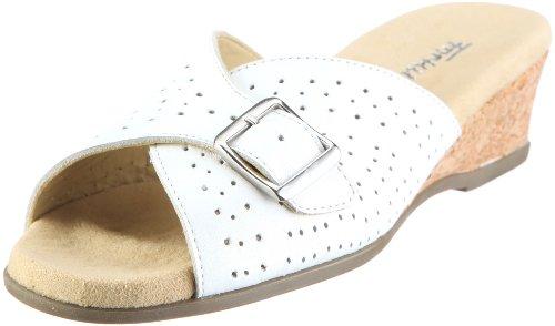 Fortuna Ulla 483035 - Sandalias de vestir para mujer Blanco
