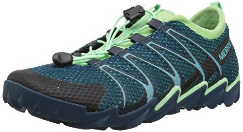 Merrell Women's Tetrex Rise Blue Legion Boots Blue Hiking Low aaqrTd4vwB