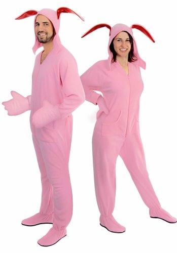 Rabbit Homemade Costume (Pink Bunny Rabbit Costume Accessories Kit, SM)