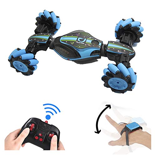 GoolRC RC Stunt Car, 4WD 2.4GHz Remote Control Car Now $48.99 (Was $70)