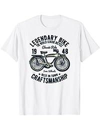 Legendary Bike Classic Bicycle T-shirt