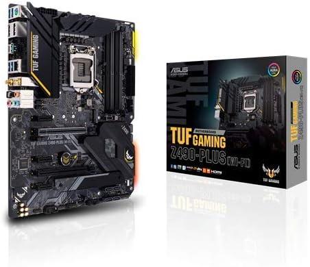 ASUS TUF Gaming Z490-Plus