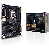 ASUS TUF Gaming Z490-Plus (WiFi 6), LGA 1200 (Intel 10th Gen) ATX Gaming Motherboard (Dual M.2, 12+2 Power Stages, USB 3.2 Fr