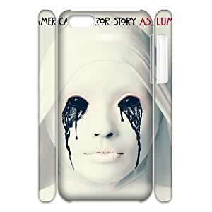 J-LV-F Customized 3D case American Horror Story for iPhone 5C