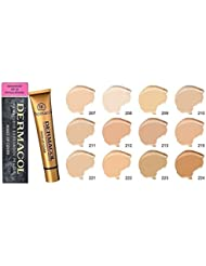 Dermacol Make-up Cover - Waterproof Hypoallergenic Foundation...