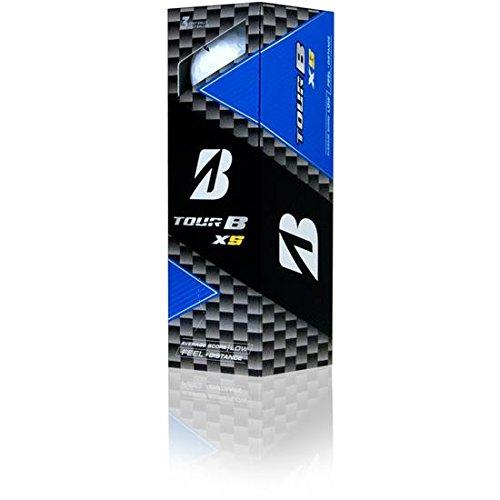 Bridgestone Tour B XS AlignXL Personalized Golf Balls - 2 Dozen