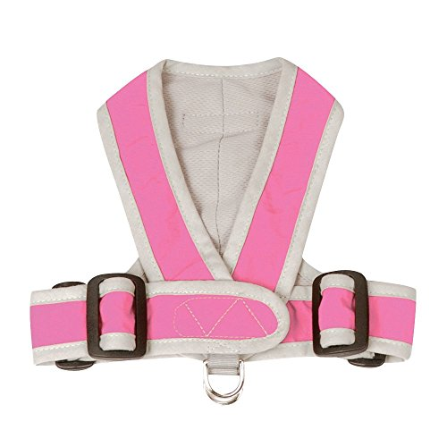 Precision Fit Harness - Hot Pink Medium - From the Invent...