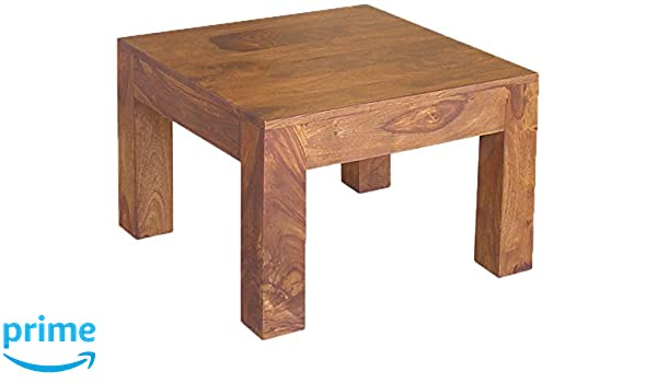 Small Cube Coffee Table.Amazon Com Timbergirl Hand Crafted Cube Coffee Table Small