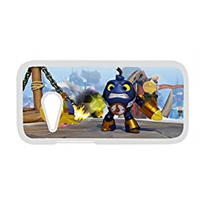 Generic Design With Skylanders 2 Quilted Back Phone Case For Teens For M8 Mini Htc Choose Design 4