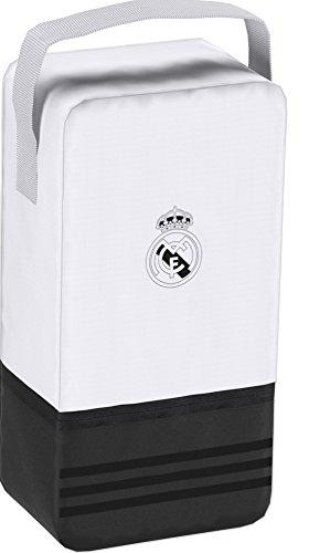 Adidas 2018-2019 Real Madrid Shoe Bag (White)