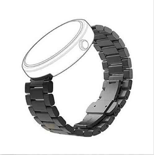 news 2016 Garmin Fenix 3 Strap stainless band , beat the Titanium Dark