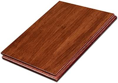 Cali Bamboo Solid Wide T Amp G Bamboo Flooring Cognac Red