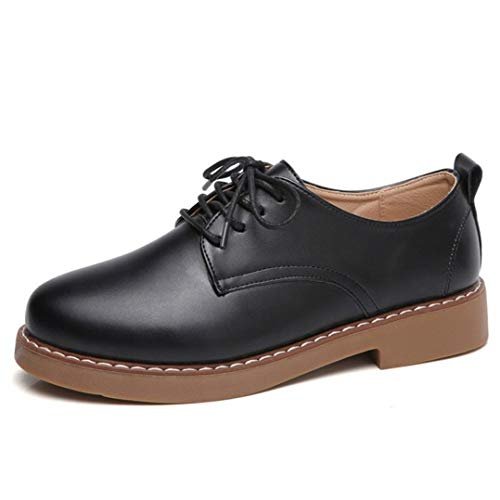 Urban Outfitters Leather Moccasins - Women Genuine Leather Women Shoes New Casual Flat Shoes Women Lace Up Womens Shoes Flats Moccasins Sneakers Black